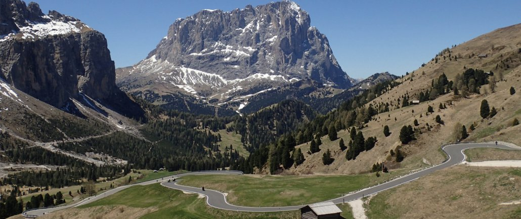 sella ronda Dolomites