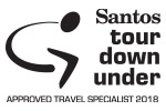 SANTOS TOUR DOWN UNDER TRAVEL SPECIALIST