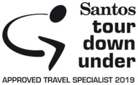 Santos Tour Down Under travel specialists