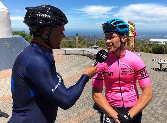 Steve Cunningham - Tour Down Under