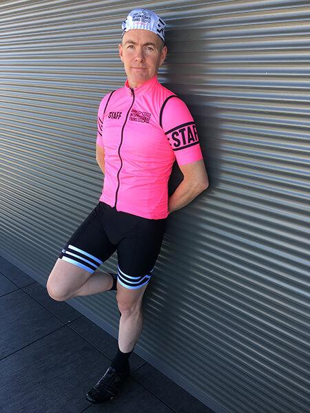 Staff Pink Jersey n Vest