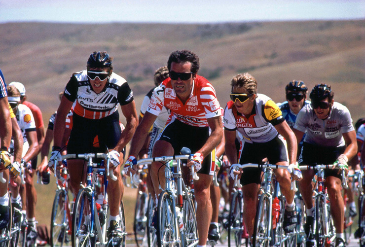 1986 Coors Classic 86 Hinault Lemond Anderson Phinney jsPhSpt