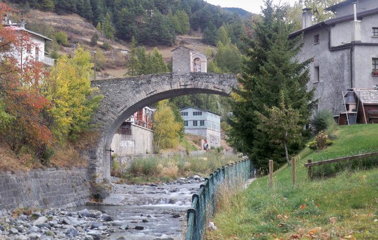Ponte di Combo - Bormio