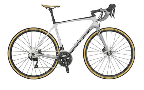 Scott Addict 20 - Disc S105 (Swiss)