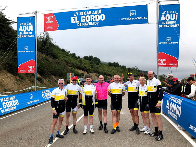 Tour of Spain