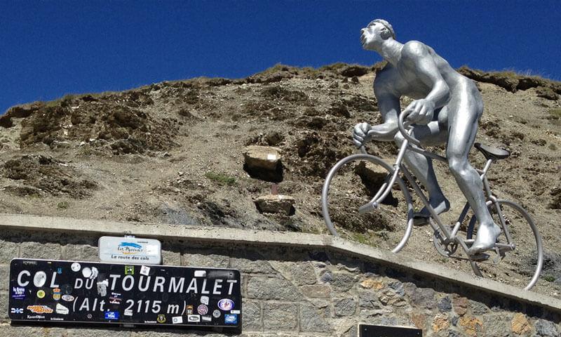 2020 TOUR DE FRANCE PYRENEES | COL DU TOURMALET