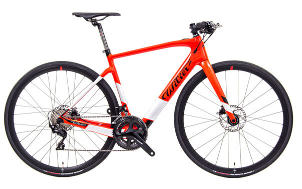 Wilier e Road Bike centro1 hybrid Flat Bar