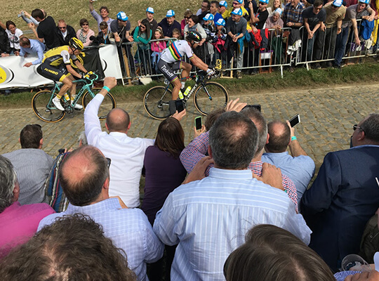 Tour of Flanders VIP Day Tour
