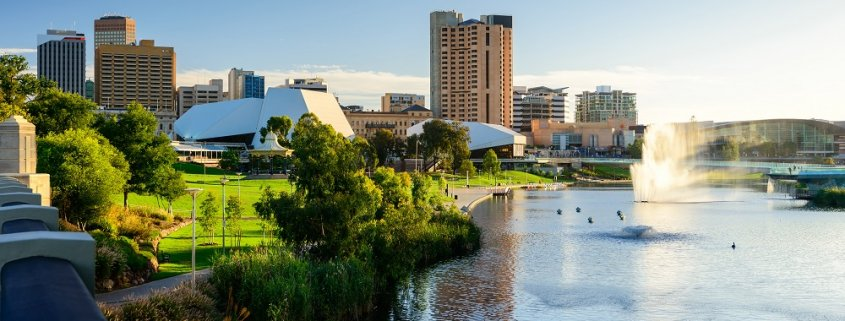 Attractions in Adelaide