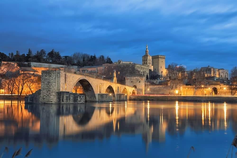 Ancient Avignon