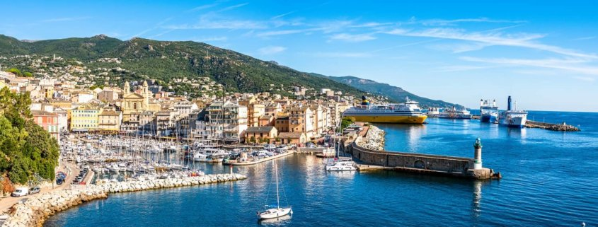 Corsica in France