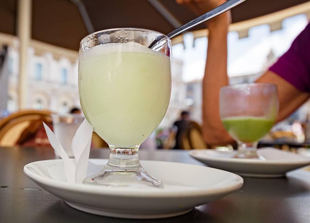 Sicilian Lemon Granita
