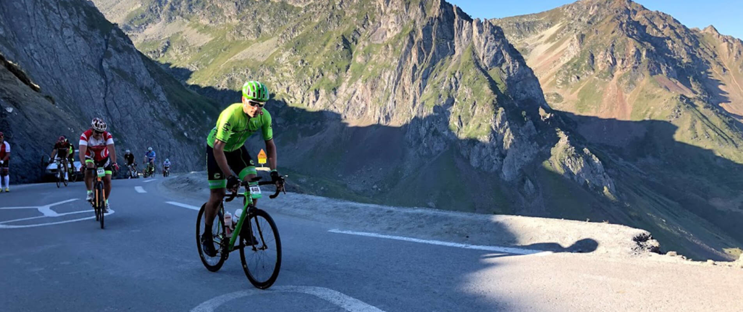 Phil Anderson Signature Tour to the French Pyrenees Gallery