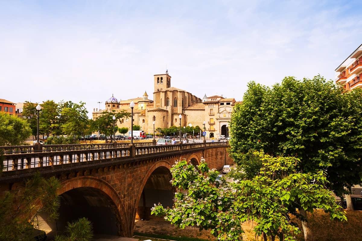 Solsona in Spain